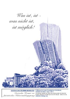 Poster German