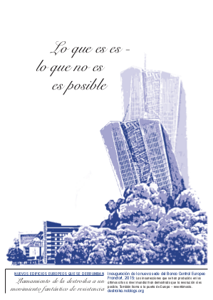 Poster Spanish